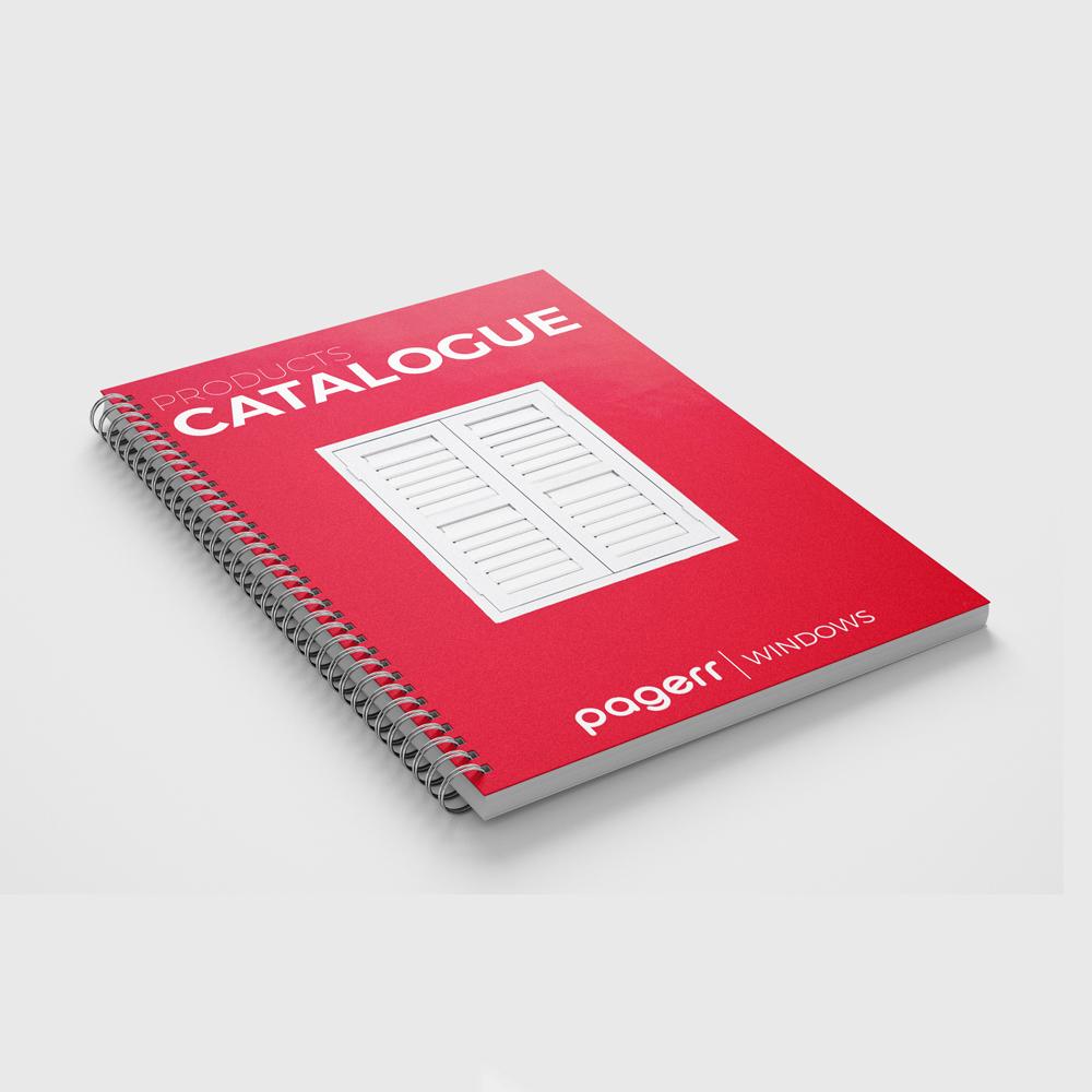 Spiraalköites brošüürid