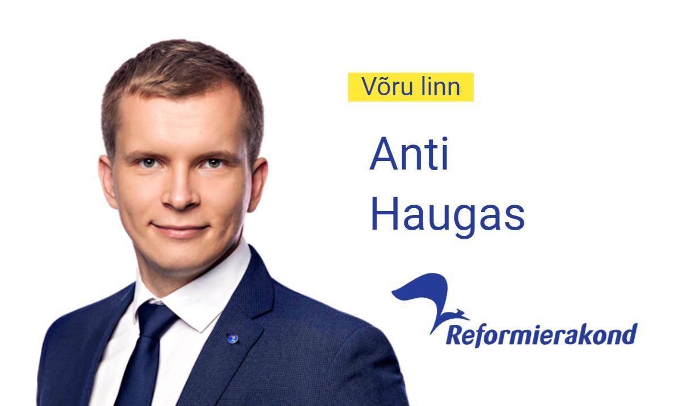 Visiitkaart Reform